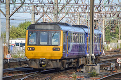 142055, Manchester Piccadilly (JH Stokes) Tags: pacer railbus dmu dieselmultipleunits northernrail manchester manchesterpiccadilly 142055 trains trainspotting t railways tracks photography publictransport