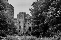 Old Dalquharran Castle (Brian Travelling) Tags: new old castle scotland south ruin haunted haunting derelict ayrshire 1679 southayrshire dalquharran pentaxk20d