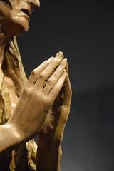 Penitent Magdalene (Donatello) (George M. Groutas) Tags: 2019 cattedraledisantamariadelfiore duomo firenze florence italia italy museo museodelloperadelduomo museum tuscany ιταλία τοσκάνη φλωρεντία penitentmagdalene woodensculpture wooden sculpture marymagdalene renaissance sculptor donatello