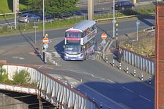 IMG_9999 (Yorkshire Pics) Tags: leeds doubledecker doubledeckerbus firstbus firstbusleeds firstleeds 0207 02072019 2ndjuly 2ndjuly2019