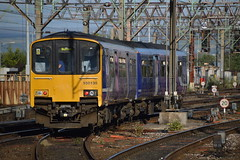 150135, Manchester Piccadilly  (2) (JH Stokes) Tags: class150 northernrail sprinters manchesterpiccadilly 150135 trains trainspotting tracks transport railways photography publictransport