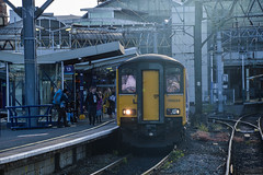 150224, Manchester Piccadilly (JH Stokes) Tags: 150224 class150 dmu dieselmultipleunits northernrail manchesterpiccadilly trains trainspotting tracks transport railways photography publictransport