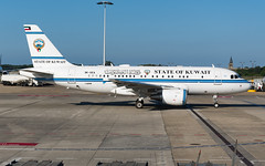 KUG009_A319_9KGEA_BRU_JUN2019 (Yannick VP) Tags: military governmental government govjet vip vvip dignitary passenger pax transport aircraft airplane aeroplane jet jetliner airliner kug kuwait airbus a319 319100 cj corporatejetliner a319cj 9kgea kuwaitigovernment 009 brussels airport bru ebbr belgium be europe eu june 2019 airside taxi taxiway twy m aviation photography planespotting airplanespotting