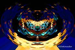 Abstract (Stephenie DeKouadio) Tags: art artistic colorful abstract abstractart abstractpainting painting darkandlight