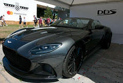 Aston Martin DBS Superleggera Volante ({House} Photography) Tags: goodwood fos festival speed car show automotive westsussex chichester housephotography timothyhouse canon 70d 1018 wide angle aston martin dbs superleggera volante british