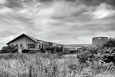 2019-07-04 NWESD 189 (B&W) (1024x680) (-jon) Tags: anacortes fidalgoisland sanjuanislands skagitcounty skagit washingtonstate washington commercial building office nwesd189 northwesteducationalservicedistrict 189 blackandwhite bw seafarersmemorialpark a266122photographyproduction canonpowershotelph180