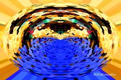 Abstract (Stephenie DeKouadio) Tags: art artistic colorful abstract abstractart abstractpainting painting