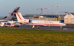 PLF_GLF5_0001_BRU_JUN2019 (Yannick VP) Tags: military governmental vip vvip dignitary passenger pax transport govjet bizjet busniness jet republic poland polish government airforce 1st aviationtransportbrigade sqn gulfstream aerospace g550 gv glf5 0001 airside static platform parked sunset brussels airport bru ebbr belgium be europe eu june 2019 nato defence ministers council meeting aviation photogrpahy planespotting airplanespotting