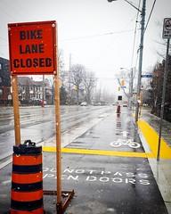 IMG_20180406_105513_787 (TO_Transportation) Tags: lakeshore cycletrack signage workzone