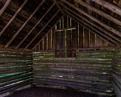 Drying Shed (AChucksEyeView) Tags: drying barn wood rustic old wooden logs