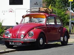 1969 Volkswagen Beetle 1500 (Neil's classics) Tags: 1969 volkswagen beetle 1500 vw car