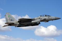 618_BoeingF-15SStrikeEagle_RoyalSaudiAirForce_Nellis (Tony Osborne - Rotorfocus) Tags: boeing f15 f15s strike eagle royal saudi air force rsaf arabia nellis afb nevada united states red flag 2008