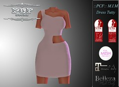 ::PCF:: M.I.M Dress Tutty (pcfstoresecondlife) Tags: women release tmp life originalmesh outfit second secondlife sl slink store site dress fitmesh female girl hud virtual virtuallife virtualstore belleza new newrelease maitreya marketplace marketplacesl