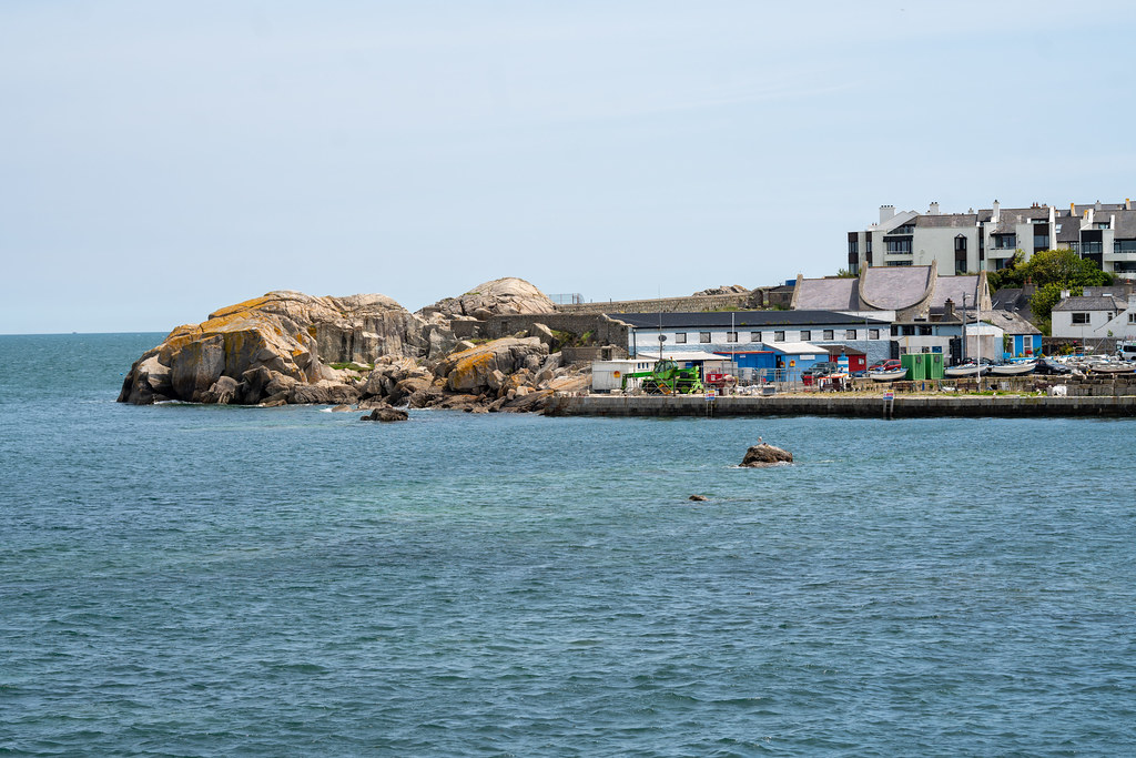 BULLOCK HARBOUR [ONE OF TWO HARBOURS IN DALKEY]-154017