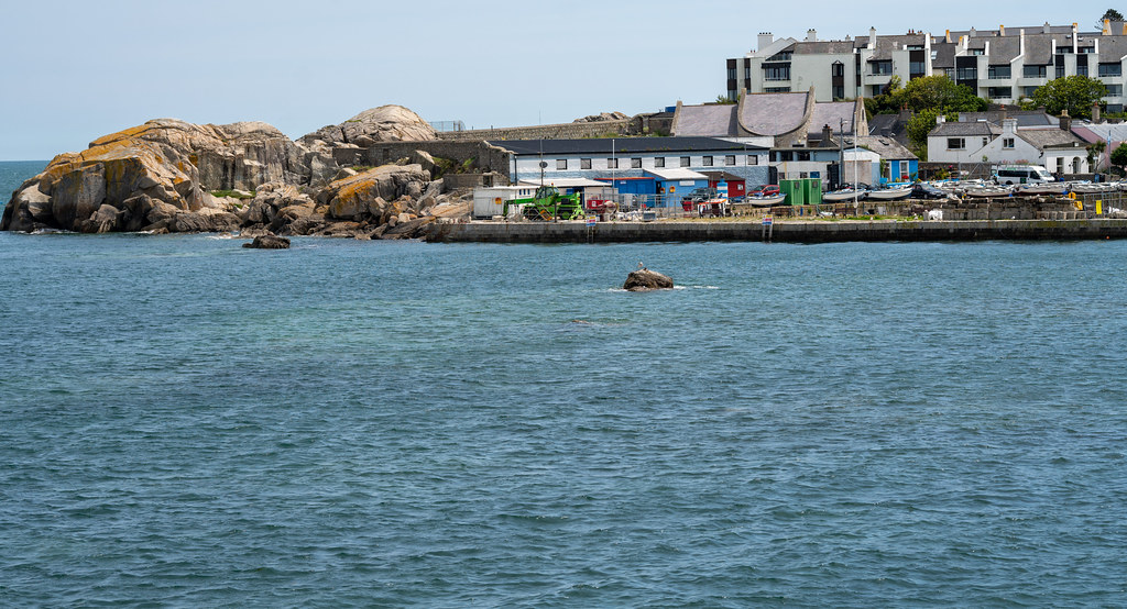 BULLOCK HARBOUR [ONE OF TWO HARBOURS IN DALKEY]-154018