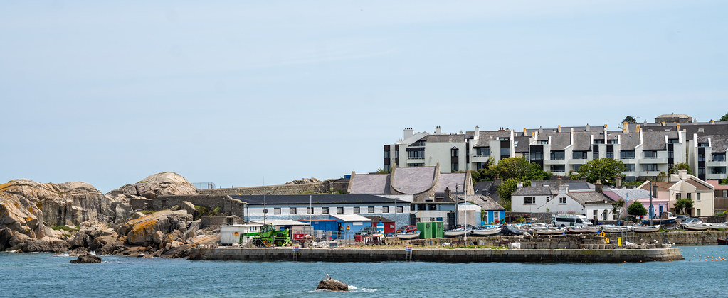 BULLOCK HARBOUR [ONE OF TWO HARBOURS IN DALKEY]-154019