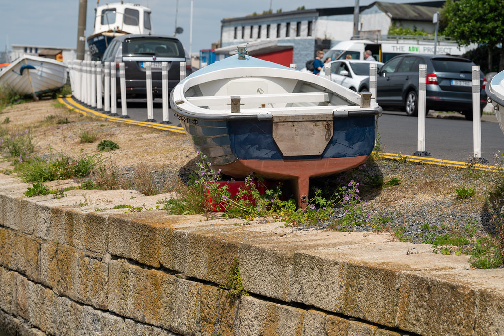 BULLOCK HARBOUR [ONE OF TWO HARBOURS IN DALKEY]-154047
