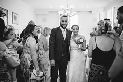 Lois & Dan 2 (Robbie Khan) Tags: bride camshall camsmill canonphoto fareham groom hampshireweddings happy portrait smiles wedding weddingday weddingphotographer weddingphotography weddings