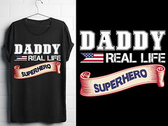 Father T-shirt (ekramul2018) Tags: animation app art branding clean dad t shirt design flat icon identity illustration illustrator lettering minimal papa type typography vector