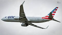 American Airlines | N837NN | Boeing 737-823(WL) | MIA (Terris Scott Photography) Tags: aircraft airplane jet aviation plane spotting nikon d750 travel jetliner american airlines boeing 737 tamron 70200mm f28 di vc usd g2 miami sky guatemala city