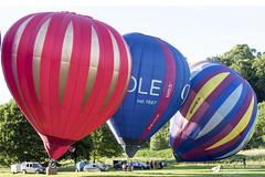 Cameron C-100 Balloon (Matt Sudol) Tags: cameron balloons balloon hot air lighter than ashton court estate bristol c100 gone with the wind ltd