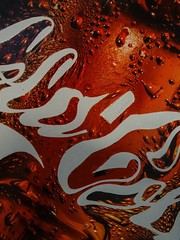Psychedelic Coke (DDM Imaging) Tags: coke text art artist cocacola abstract illusion camera sony hx50v product media color colors colour colours