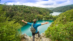 Check in vườn quốc gia Plitvice Lakes ở Croatia (quynhchi19102016) Tags: ve may bay gia re di croatia