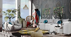 Near the cape (Alexa Maravilla/Spunknbrains) Tags: sayo scarletcreative hive dadvirtualliving merak kraftwork mithral shinyshabby fameshed summerfest19 lode fdcommoner thor junk secondlife sldecor decor home house virtualworld digitalphotogrpahy 3d mesh indoors