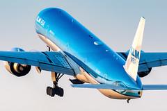 PH-BVC KLM asia Boeing 777-306(ER) (buchroeder.paul) Tags: eham ams amsterdam schiphol airport flughafen the netherlands niederlande europe europa departure abflug phbvc klm asia boeing 777306er