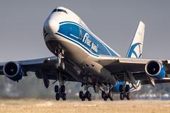 VP-BIG AirBridgeCargo Boeing 747-46N(ER/F) (buchroeder.paul) Tags: eham ams amsterdam schiphol airport flughafen the netherlands niederlande europe europa departure abflug vpbig airbridgecargo boeing 74746nerf