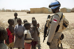 Peacekeeping - UNAMID (Department of Operational Support) Tags: darfur sudan