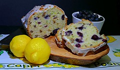 A Lemon Blueberry Zucchini Quick Bread (Eat With Your Eyez) Tags: lemon blueberry zucchini quick bread bake baked sweet sweets bakery homemade wife cook cooking kitchen berries berry citrus wood plank knife bowl panasonic fz1000 foodphotography foodplating foodstyling plating styling food eat delicious summer treat oven loaf glaze zest foodporn