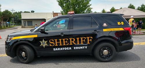 Saratoga County Sheriff K-9 Unit - a photo on Flickriver