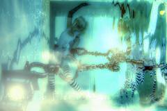 atrapando luciernagas (Mau Silerio) Tags: underwater photography fashion fashionable stylish style fairytale alice wonderland sony alpha meikon surrealism surreal fantasy dreaming dreamscape dream