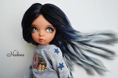 TA5UNT9nbO4 (nadena14) Tags: bjd bjddoll bjdwig dollphoto littlefee fairyland littlefeeante ltf