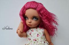 98l356Qrq3g (nadena14) Tags: bjd bjddoll bjdwig dollphoto littlefee fairyland littlefeeante ltf