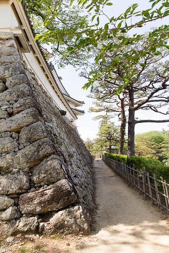 Kochi castle8