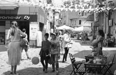 021026 (Cool Laser Beam) Tags: pentaxzxm pentaxm50mmf17 rolleiretro80s rodinal blackandwhite bw blancoynegro plovdiv selfdeveloped streetphotography street