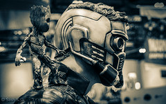 C..C..C..ComicCon 2.0!-112 (| SKG Photography |) Tags: comiccon mcmlondoncomiccon geek cosplay toys games celebrities tomellis johndimaggio feliciaday kevinconroy dinosaur velociraptor mortalkombat judgedredd starwars guardiansofthegalaxy gotg madmax masks londonexcel london greatbritain unitedkingdom