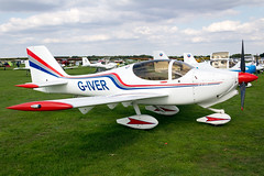 G-IVER Europa Aviation Europa XS - LAA Rally Sywell (benallsup) Tags: aviation aircraft plane flying fly aeroplane flyin sywell egbk laa airfield aero airplane giver europa xs