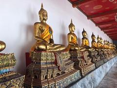 Wat Pho (ChalidaTour) Tags: thailand thai asia asian temple buddha statue gold gilden wat pho remaining 150 bangkok