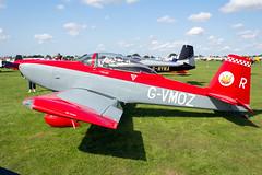 G-VMOZ Vans RV8 - LAA Rally Sywell (benallsup) Tags: aviation aircraft plane flying fly aeroplane flyin sywell egbk laa airfield aero airplane gvmoz vans rv8