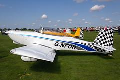 G-NFON Vans RV8 - LAA Rally Sywell (benallsup) Tags: aviation aircraft plane flying fly aeroplane flyin sywell egbk laa airfield aero airplane gnfon vans rv8