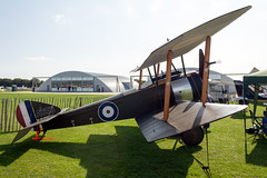 BAPC.179 A653 Reproduction Pup Static Replica - LAA Rally Sywell (benallsup) Tags: aviation aircraft plane flying fly aeroplane flyin sywell egbk laa airfield aero airplane bapc179 a653 reproduction pup static replica