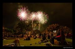 Ala Moana 4th of July 2019 (madmarv00) Tags: 4thofjuly hawaii nikon oahu fireworks honolulu alamoanabeachpark kylenishiokacom