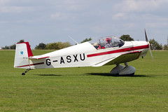 G-ASXU Jodel D120A - LAA Rally Sywell (benallsup) Tags: aviation aircraft plane flying fly aeroplane flyin sywell egbk laa airfield aero airplane gasxu jodel d120a
