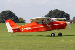 G-BMHL Wittman Tailwind W8 - LAA Rally Sywell (benallsup) Tags: plane fly flying aircraft aviation aeroplane flyin aero airfield laa sywell egbk airplane w8 tailwind wittman gbmhl