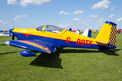 G-DOTY Vans RV7 - LAA Rally Sywell (benallsup) Tags: aviation aircraft plane flying fly aeroplane flyin sywell egbk laa airfield aero airplane gdoty vans rv7