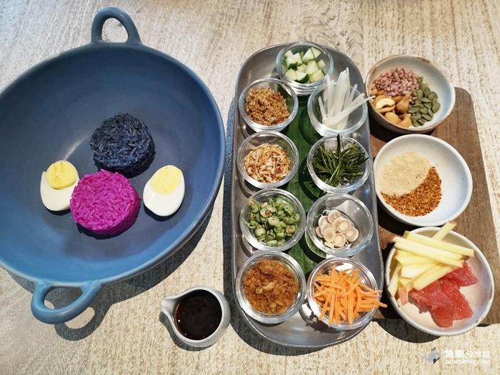 【台北中山】WOO TAIWAN|來自清邁超美泰式餐廳|大直ATT Recharge @魚樂分享誌