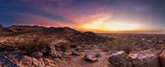 South Mountain Sunset (medic1photography) Tags: arizona building clouds evening glow mountain northamerica peaceful phoenix pink rosy scorpion scorpiongulch sky southmountain structure sun sunset warm america desert southwest unitedstates unitedstatesofamerica